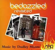 DUDLEY MOORE - BEDAZZLED REVISITED (UK) CD