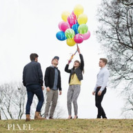 PIXEL - WE ARE ALL SMALL PIXELS CD