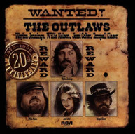 WAYLON JENNINGS WILLIE COULTER NELSON - WANTED: THE OUTLAWS CD