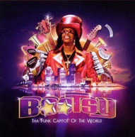 BOOTSY COLLINS - THA FUNK CAPITAL OF THE WORLD (UK) CD