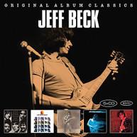 JEFF BECK - ORIGINAL ALBUM CLASSICS (IMPORT) CD