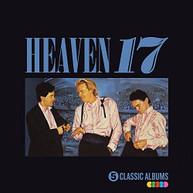 HEAVEN 17 - 5 CLASSIC ALBUMS (UK) CD