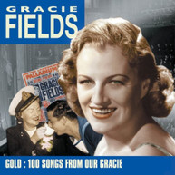 GRACIE FIELDS - GOLD: 100 SONGS FROM OUR GRACIE (UK) CD