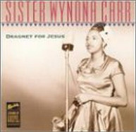 SISTER WYNONA CARR - DRAGNET FOR JESUS CD