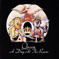 QUEEN - DAY AT THE RACES (REISSUE) CD