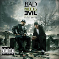 BAD MEETS EVIL (EMINEM & ROYCE) - HELL: THE SEQUEL (DLX) CD