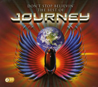 JOURNEY - DONT STOP BELIEVIN: BEST OF (UK) CD