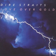 DIRE STRAITS - LOVE OVER GOLD (IMPORT) CD