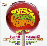 TREACLE TOFFEE WORLD: FURTHER ADVENTURE / VARIOUS CD