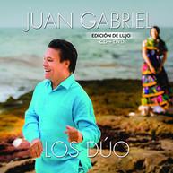 JUAN GABRIEL - DUO (+DVD) (DLX) CD