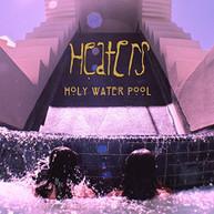 HEATERS - HOLY WATER POOL (DIGIPAK) CD