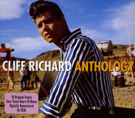CLIFF RICHARD - ANTHOLOGY (UK) CD