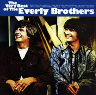 EVERLY BROTHERS - VERY BEST OF EVERLY BROTHERS (IMPORT) CD