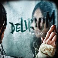 LACUNA COIL - DELIRIUM (W/BOOK) (BONUS TRACKS) (LTD) (DLX) (DIGIPAK) CD