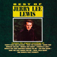 JERRY LEE LEWIS - BEST OF (MOD) CD