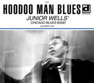 JUNIOR WELLS - HOODOO MAN BLUES (REISSUE) CD