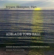 GAVIN BRYARS - ADELAIDE TOWN HALL (UK) CD