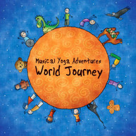 LINDA LARA - MUSICAL YOGA ADVENTURES: WORLD JOURNEY CD
