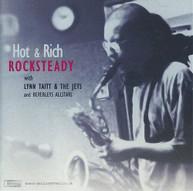 HOT & RICH - ROCKSTEADY CD