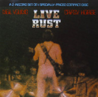 NEIL YOUNG - LIVE RUST CD