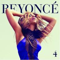 BEYONCE - 4 (BONUS TRACKS) CD