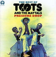 TOOTS &  MAYTALS - PRESSURE DROP: BEST OF TOOTS & THE MAYTALS (IMPORT) CD
