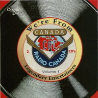 WE'RE FROM CANADA VARIOUS CD