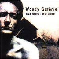 WOODY GUTHRIE - DUST BOWL BALLADS CD