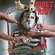 QUIET RIOT - CONDITION CRITICAL (LTD) CD