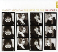 BANGLES - MANIC MONDAY: THE BEST OF (UK) CD