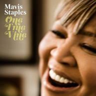 MAVIS STAPLES - ONE TRUE VINE (UK) CD