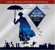 MARY POPPINS SOUNDTRACK (BONUS DVD) (BONUS TRACKS) CD