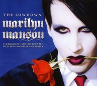MARILYN MANSON - LOWDOWN (+DVD) CD