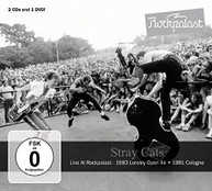STRAY CATS - LIVE AT ROCKPALAST (+DVD) CD