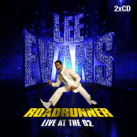 LEE EVANS - ROADRUNNER LIVE AT THE O2 CD