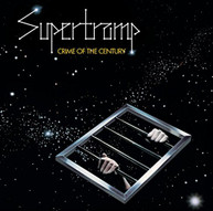 SUPERTRAMP - CRIME OF THE CENTURY (UK) CD