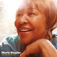 MAVIS STAPLES - YOU ARE NOT ALONE CD