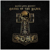 BLACK LABEL SOCIETY - ORDER OF THE BLACK (JEWE CD