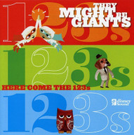 THEY MIGHT BE GIANTS - HERE COME THE 123'S (+DVD) CD