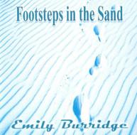 EMILY BURRIDGE - FOOTSTEPS IN THE SAND CD