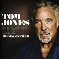 TOM JONES - GREATEST HITS REDISCOVERED (IMPORT) CD