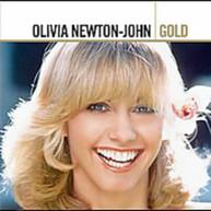 NEWTON -JOHN,OLIVIA - GOLD CD