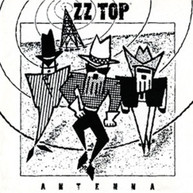 ZZ TOP - ANTENNA CD