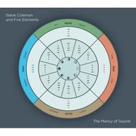 STEVE COLEMAN FIVE ELEMENTS - MANCY OF SOUND (DIGIPAK) CD