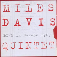 MILES DAVIS - BOOTLEG: MILES DAVIS QUINTET LIVE IN EUROPE 1967 CD