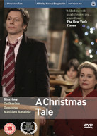 CHRISTMAS TALE  A (UK) DVD