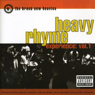 BRAND NEW HEAVIES - HEAVY RHYME EXPERIENCE 1 CD