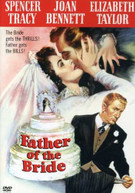 FATHER OF BRIDE (1950) DVD
