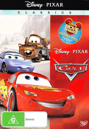 Cars 2006 Dvd Themuses