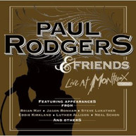 PAUL RODGERS - LIVE AT MONTREUX 1994 CD